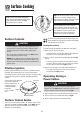 Amana AGR4400ADW Use and care manual - Page 6