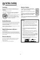 Amana AGR4400ADW Use and care manual - Page 7