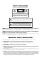 Anthem AVM 40 Operating manual - Page 2