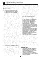 arcelik 8123 H Operation & user's manual - Page 6