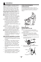 arcelik 8123 H Operation & user's manual - Page 8
