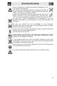 Smeg CO61CMP Manual - Page 3