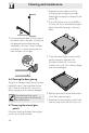 Smeg SF341GX Manual - Page 18