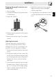 Smeg SF341GX Manual - Page 23