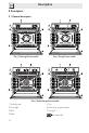 Smeg SF341GX Manual - Page 4
