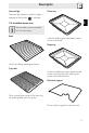 Smeg SF341GX Manual - Page 7