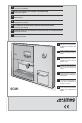 Smeg SCM1 Installation handbook - Page 1