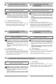 Smeg SCM1 Installation handbook - Page 8