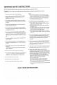 Smeg SA987CX Owner's manual - Page 4