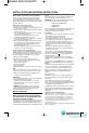 Smeg SA987CX Installation and operating instructions manual - Page 3