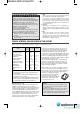 Smeg SA987CX Installation and operating instructions manual - Page 6