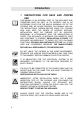 Smeg CIR34XS User	manual	manual - Page 2