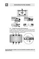 Smeg CIR34XS User	manual	manual - Page 5