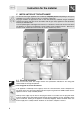 Smeg SCB80GX Instruction manual - Page 4