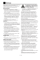 Smeg AS63CS-1 Operation & user's manual - Page 3