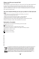 Smeg ASC72S Operation & user's manual - Page 2