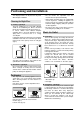 Smeg DRY2005.1 Usermanualmanual - Page 3