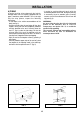 Smeg SE32CX Use, installation and maintenance instructions - Page 8