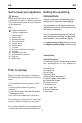 Smeg FC320BNF Instruction manual - Page 7