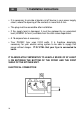 Smeg PGF30F Directions for use manual - Page 4