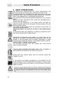 Smeg PDX30B Instruction manual - Page 4