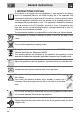 Smeg PGF31G-1 Manual - Page 2