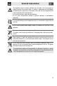 Smeg PGF31G-1 Manual - Page 5