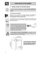 Smeg CSA19 Owner's manual - Page 4