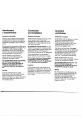 Smeg S16EMF Manual - Page 4