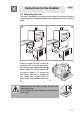 Smeg Oven 9FBYON Instruction manual - Page 5