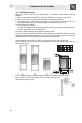 Smeg 914773118 Instructions for installation and use manual - Page 6