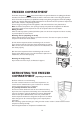 Smeg Refrigerator Instructions for the user - Page 4