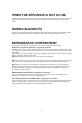 Smeg CR325APL1 Manual - Page 3