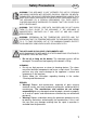 Smeg CT15-2 Usermanualmanual - Page 6