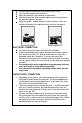 Smeg EWF851V Operation & user's manual - Page 5