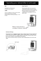 Goldair GD330 Operating instructions manual - Page 5