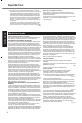 Panasonic CF-30QAP04AM - CORE2 SL9300 1.6GHZ 13.3TXGA Operating instructions manual - Page 4
