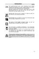 Smeg GCS70XG Usermanualmanual - Page 3