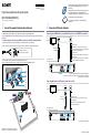 Sony BDV-E580 Quick setup manual - Page 1