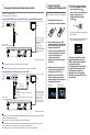 Sony BDV-E580 Quick setup manual - Page 2