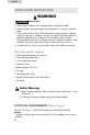 Haier CHDE5000AW User manual and installation instructions - Page 6