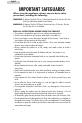 Haier FTM010BPG Operation & user's manual - Page 2