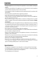 Haier 02-200794 Operation & user's manual - Page 3