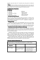 Haier HLM-116B Instruction manual - Page 6
