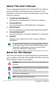 Asus E5140 Operation & user's manual - Page 6