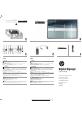 HP MP4 Quick setup - Page 1