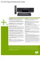 HP EG652AA Brochure - Page 1