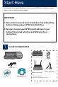 HP C8907A - Photosmart M-series Dock Digital Camera Docking Station Setup manual - Page 4