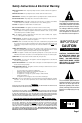 Audio Design Associates CINEMA REFERENCE Mach II Installation manual - Page 2
