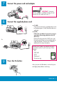 HP 4315 - Officejet All-in-One Color Inkjet Start here manual - Page 3